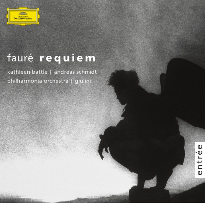 Entrée, Fauré, Requiem, 00028947456223