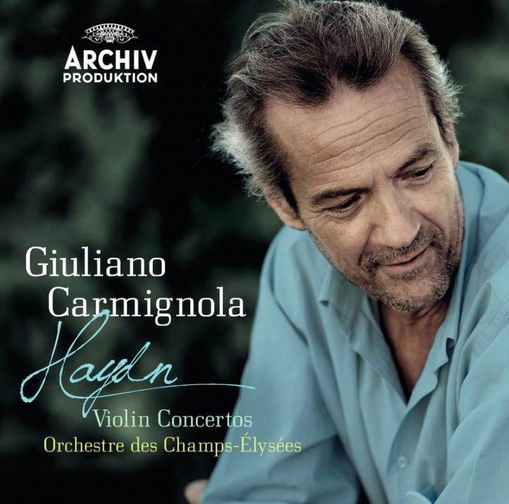 Haydn, Violin Concertos, Carmignola, 00028947795575