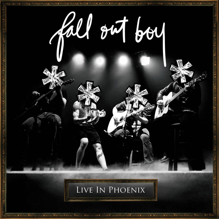 Fall Out Boy **** Live in Phoenix CD