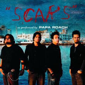 Papa Roach, Scars, 00602498821374