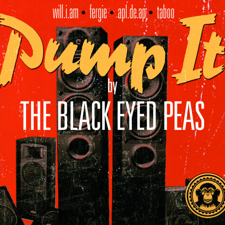 Black Eyed peas - Pump It Cover
