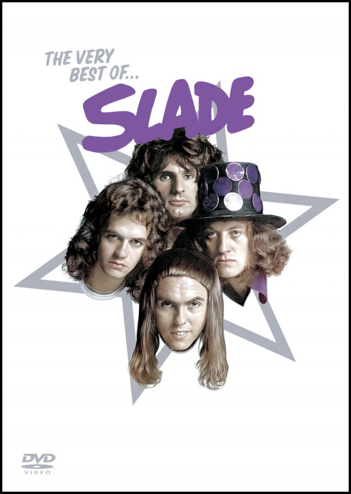 Slade DVD Cover