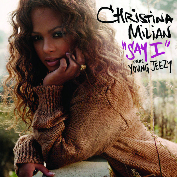 Christina Milian Cover - Say I