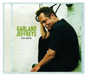 Garland Jeffreys, I'm Alive, 00602498550984