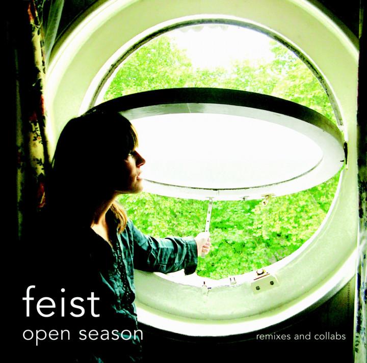 Feist Open Season Cover