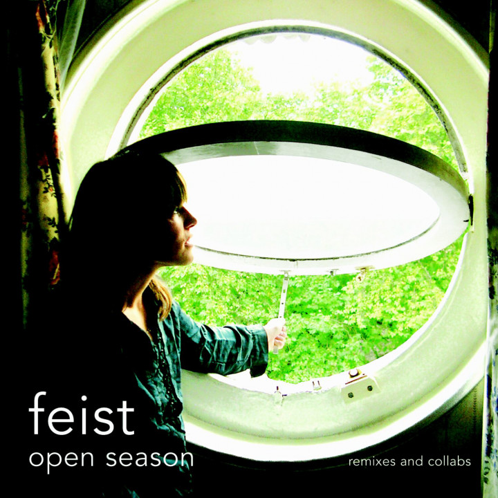 Feist Open Season Cover