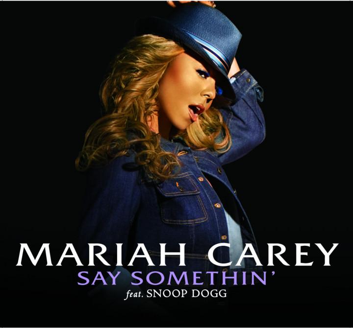Mariah Carey _ Say Somethin Cover
