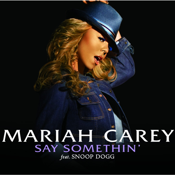 Mariah Carey _ Say Somethin Cover