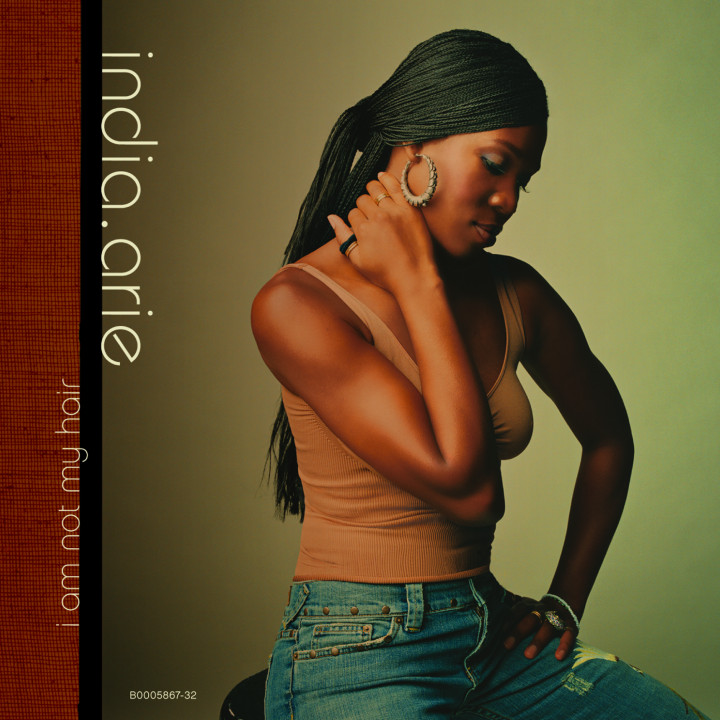 India.Arie Singlecover I am not my hair