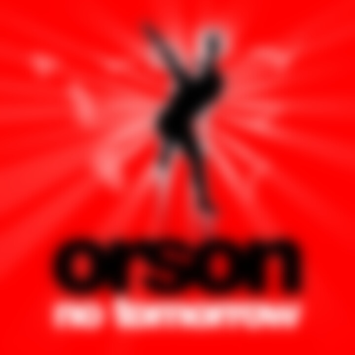 Orson Singlecover NO Tomorrow