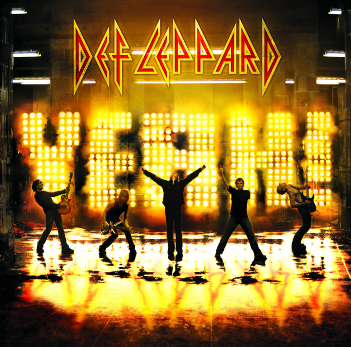 def leppard - cover - yeah
