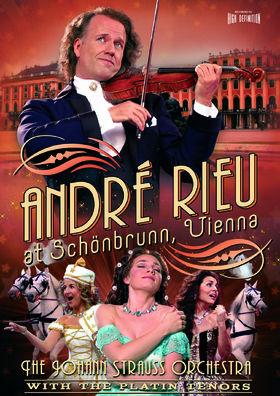 André Rieu, André Rieu in Schönbrunn, 00602517057630