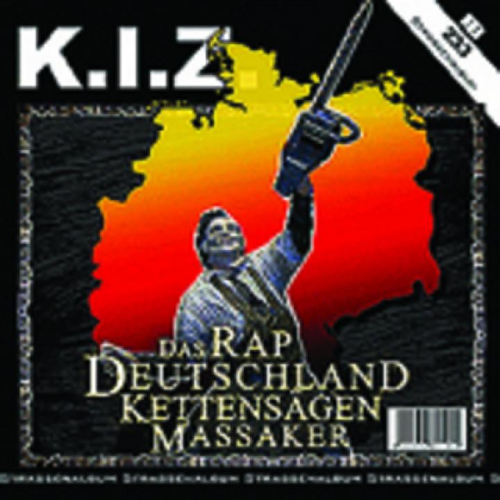 K.I.Z. - Das RapDeutschlandKettensägenMassaker