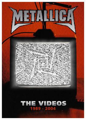 Metallica, The Videos 1989-2004, 00602517144484
