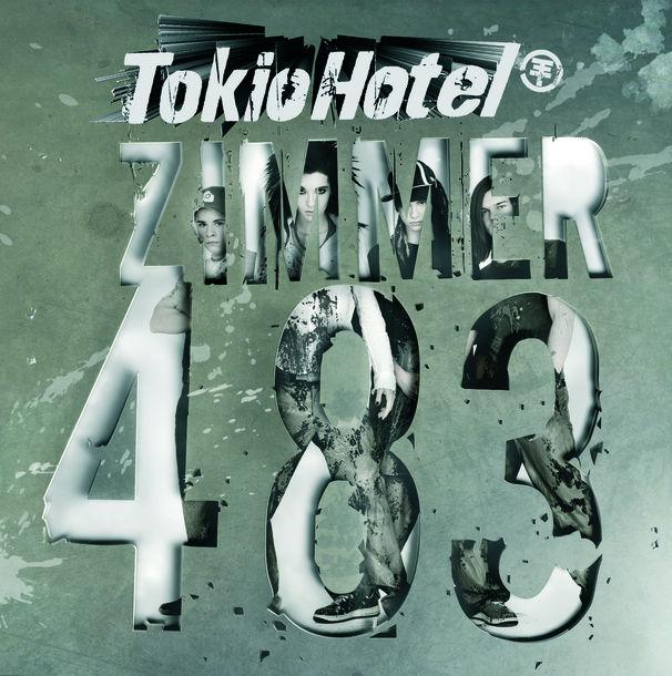 Tokio Hotel, TOKIO HOTEL - Zusatztermine für  483 EuropaTour und Doppelgold!
