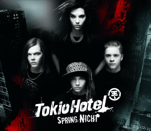Tokio Hotel, TOKIO HOTEL:  Deutschland neue Single Spring Nicht - Russland Album Zimmer 483 erreicht Platin!