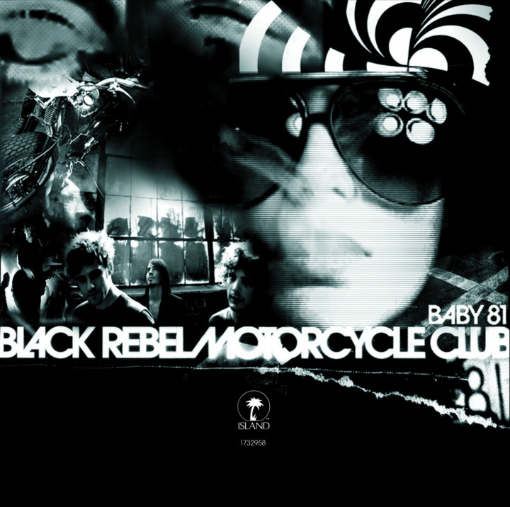 Black Rebel Motorcycle Club Album 2007