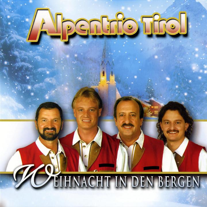 Alpentrio Tirol - Weihnacht in den Bergen