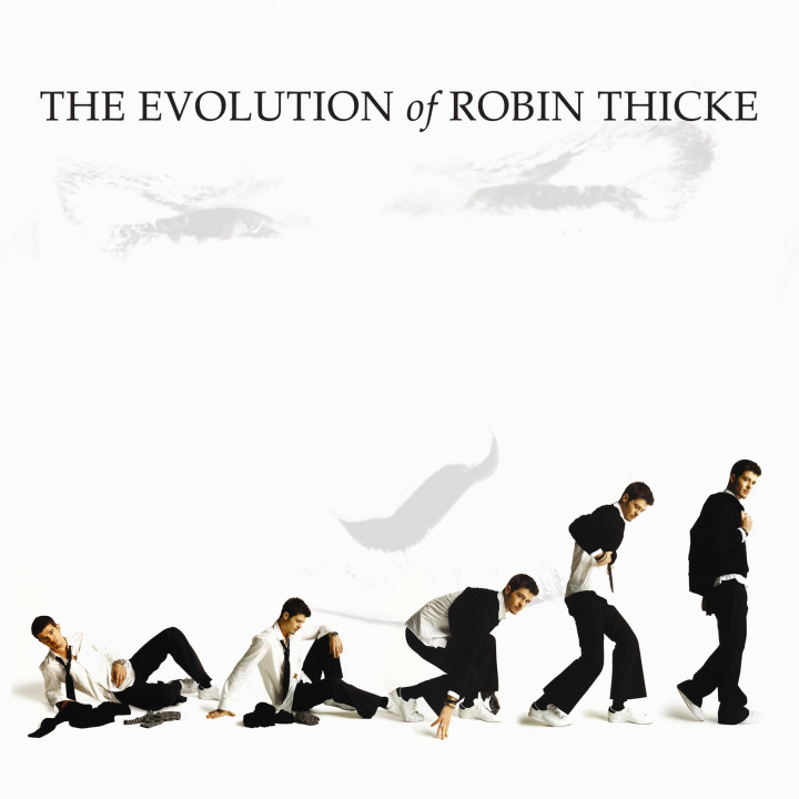robin thicke-the evolution of robin thicke-2007