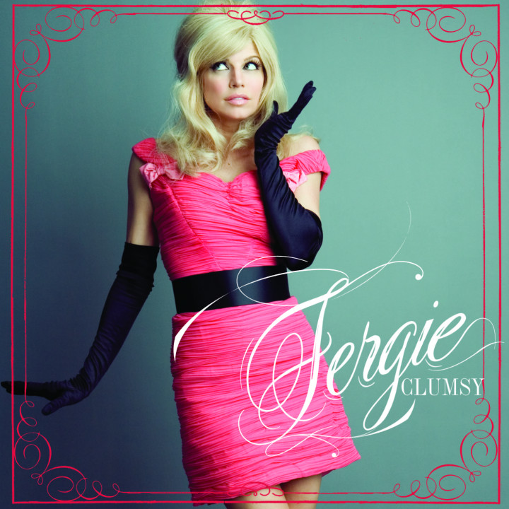 fergie clumsy cover 2007