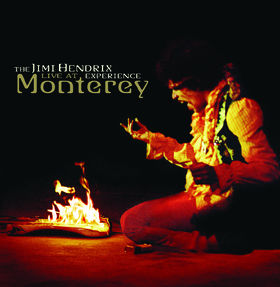 Jimi Hendrix, Live At Monterey, 00602517455160