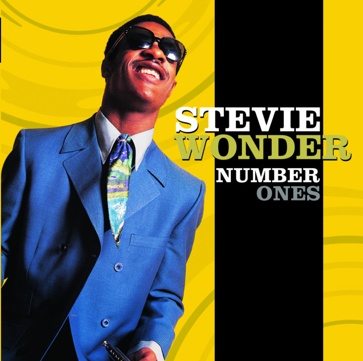 stevie wonder number ones cd cover 2007