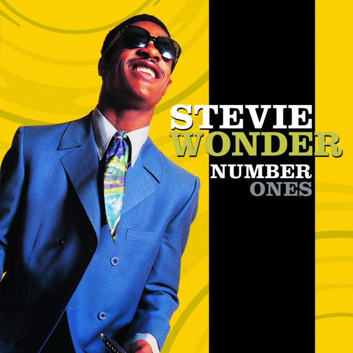 stevie wonder number ones cd cover 2007