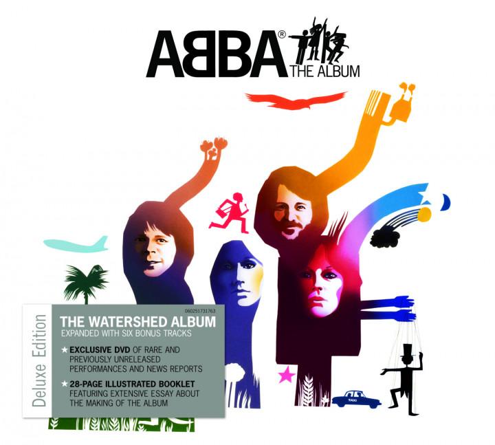 abba the album cd dlx cover 2007