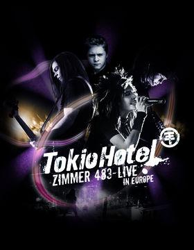 Tokio Hotel, Zimmer 483 - Live In Europe, 00602517429840