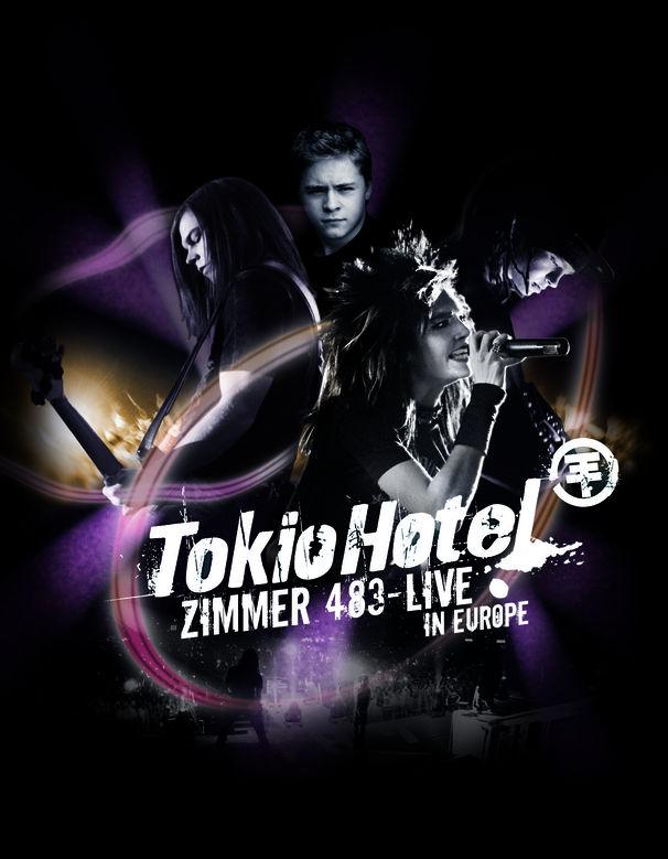 Tokio Hotel, Weltpremiere der neuen Live-Doppel-DVD am 25.11.07 in mehr als 100 Kinos bundesweit