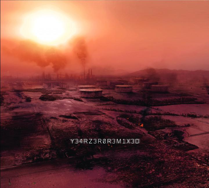 nin year zero remixed cover 2007