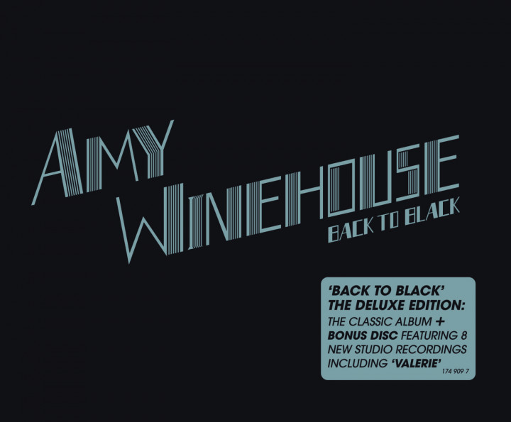 amy winehouse back to black dlx edition cover 2007