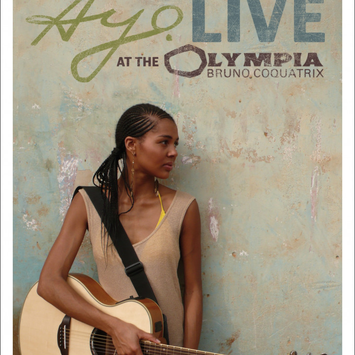 ayo dvd live at olympia 2007