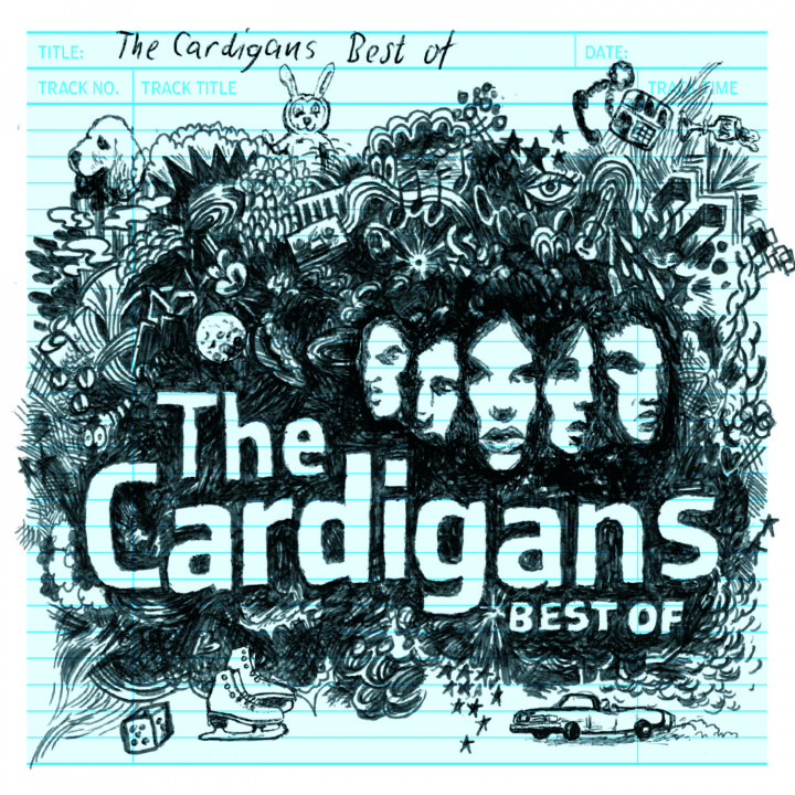 cardigans best of 2007 cover