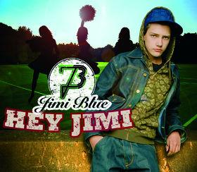 Jimi Blue, Hey Jimi (2-Track), 00602517656024