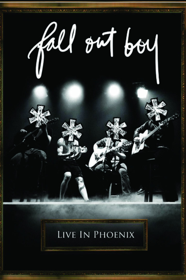 Fall Out Boy DVD Live in Phoenix