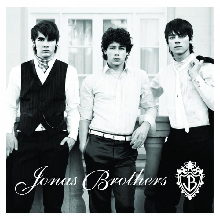 Jonas Brothers Album Cover 2008