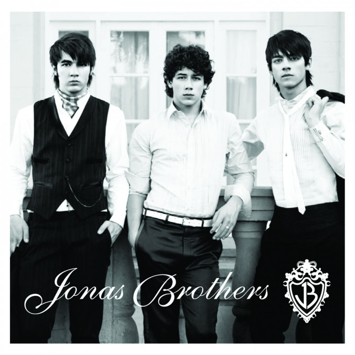 Jonas Brothers Album Cover 2008