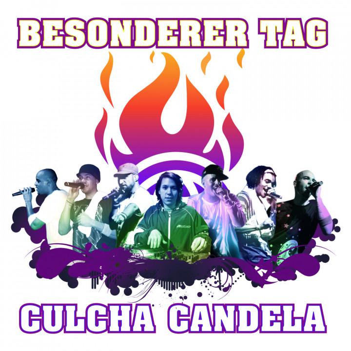 Culcha Candela Tag Cover 2008