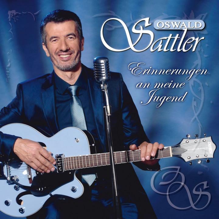 Oswald Sattler Album 2008 Cover