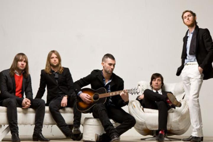 Maroon 5 2008
