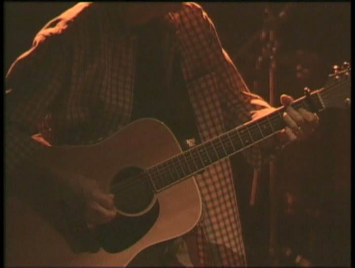 Snippets (Hotel California & Peaceful Easy Feeling) live, Nokia Theatre