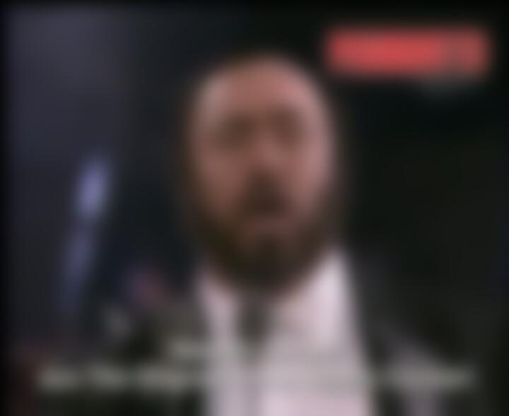 Pavarotti Forever - Album Dokumentation