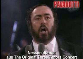 Luciano Pavarotti, Pavarotti Forever - Album Dokumentation