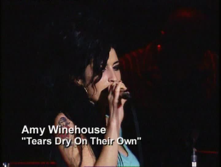 Tears Dry On Their Own - AOL Winter Warmer 29.11.2006 )