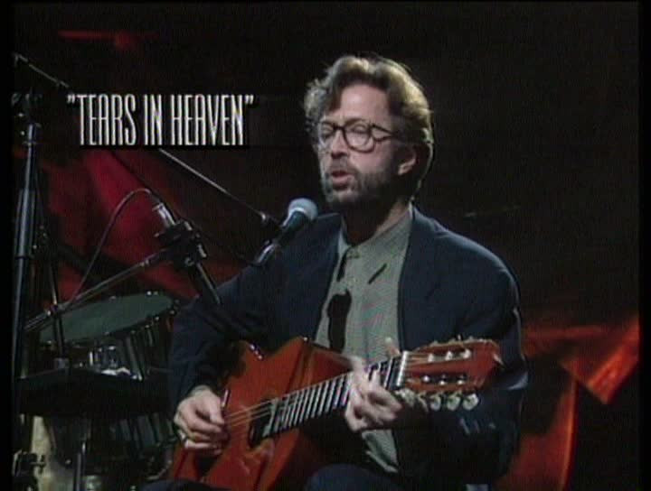 Tears In Heaven (Unplugged Session)