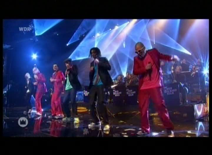 Hamma! (Live bei der 1Live Krone 2007)