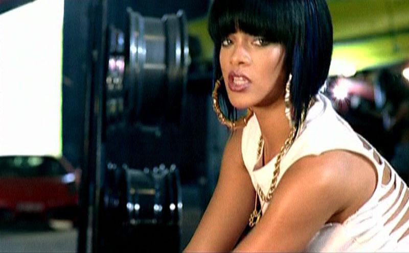 Rihanna, Shut Up And Drive