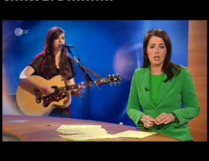 Amy Macdonald- ZDF Heute Nacht