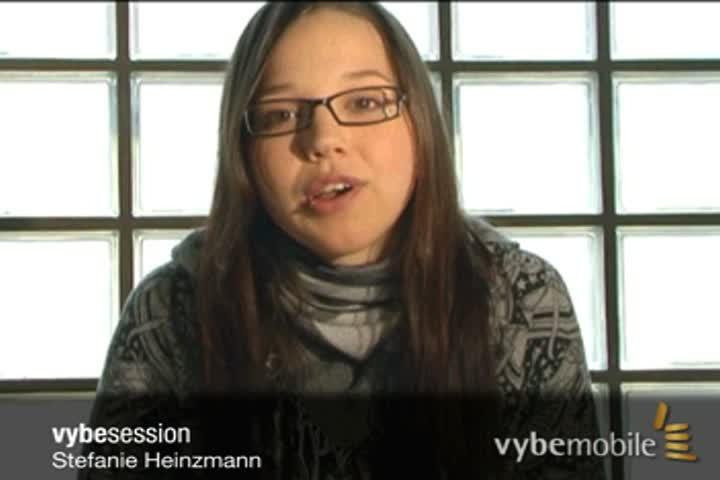 Stefanie Heinzmann Video Erster Song